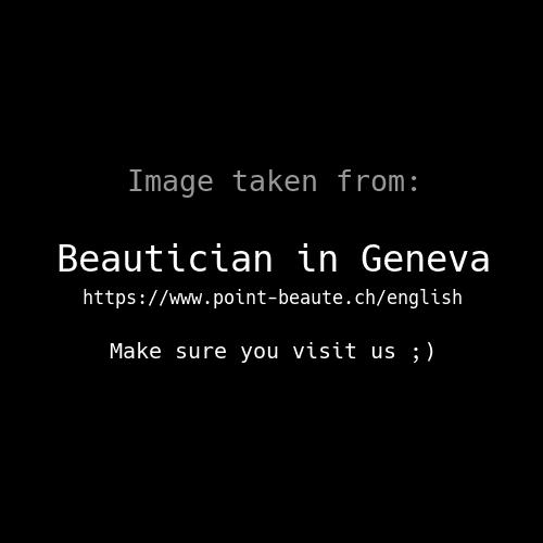 Beautician in Geneva